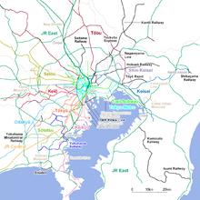 Kawasaki Area Tokyo