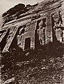 Green, John B. - Abu Simbel; Speos des Hathor, Eingang (Zeno Fotografie).jpg