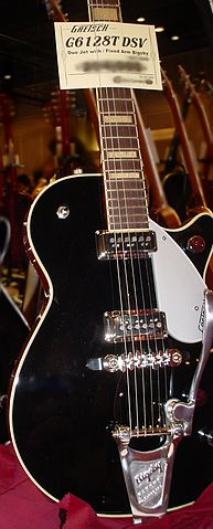 193px-Gretsch_DuoJet_G6128T_DSV%28with_Bigsby%29 Gretsch B Wiring Diagram on electromatic guitar pick up, super axe, filtertron guitar, 6120 country nashville, hot rod,