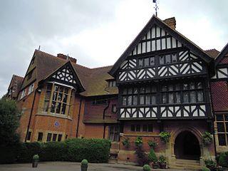 Grims Dyke house (now a hotel) in Harrow Weald, London