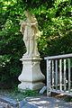 GuentherZ 2013-05-24 0402 Wien19 KahlenbergerStrasse Statue Johannes Nepomuk.JPG