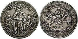 Guldengroschen - Image: Guildiner 661828