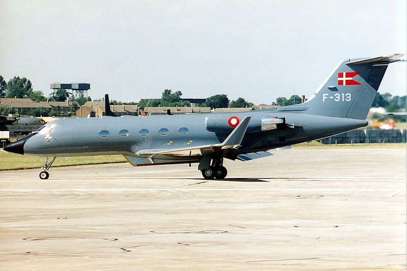 File:Gulfstream American G-1159A Gulfstream SMA-3, Denmark - Air Force AN0205233.jpg