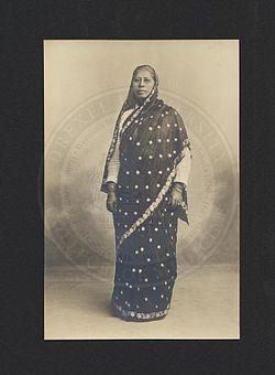 Gurubal Karmarkar, a 1892 graduate of Woman's Medical College of Pennsylvania (1).jpg