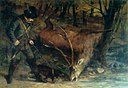 Gustave Courbet - The German Huntsman - WGA05471.jpg