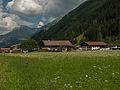 Gutschau, woningen met bergen op achtergrond foto8 2014-07-25 15.147.jpg