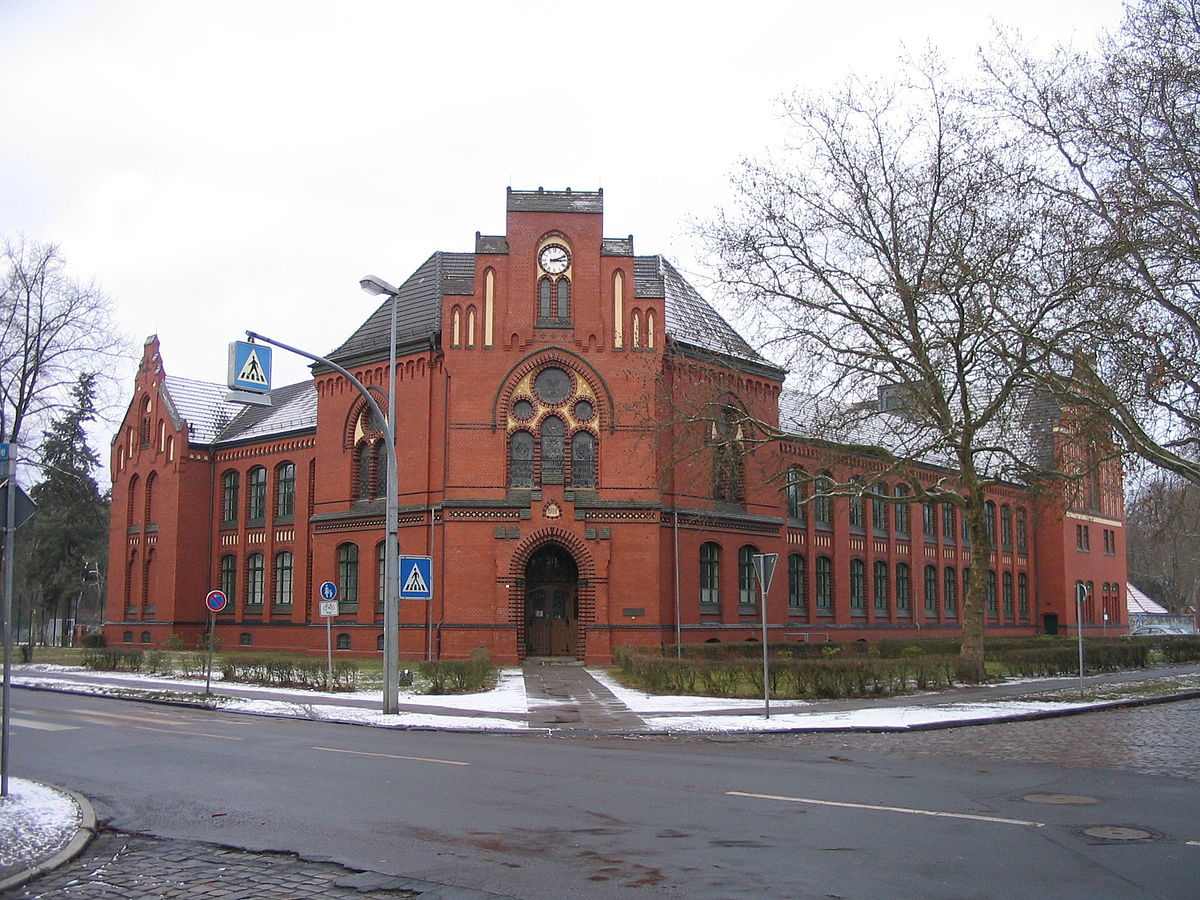 Marie Curie Gymnasium Wittenberge