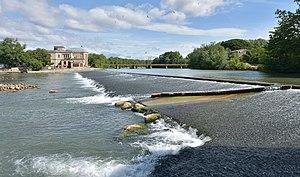 Hérault - Image: Hérault River, Agde 09