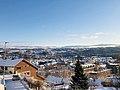 Hønefoss sentrum sett fra Helgeshaugen.jpg