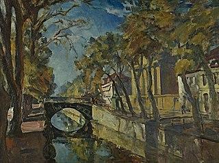 Alter Stadtkanal in Potsdam