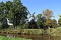 Hüven+Lähden - Hüvener Mühle - Mühlenpark + Mittelradde + Mühle 01 ies.jpg