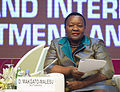 H.E. Ms. Dorcas Makgato-Malesu, Minister of Trade and Industry, Bostwana (7112223123).jpg