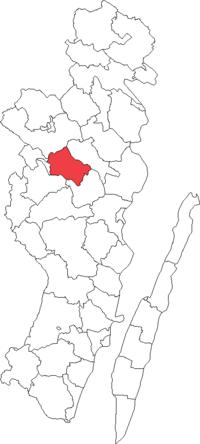 Vena landskommune i Kalmar amt