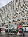 HK Sai Ying Pun 430-440 Connaught Road West 均益大廈一期 Kwan Yick Building facade May-2014 002.JPG