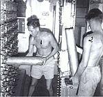 HMAS Arunta Y magazine July 1945 AWM 112239.jpg