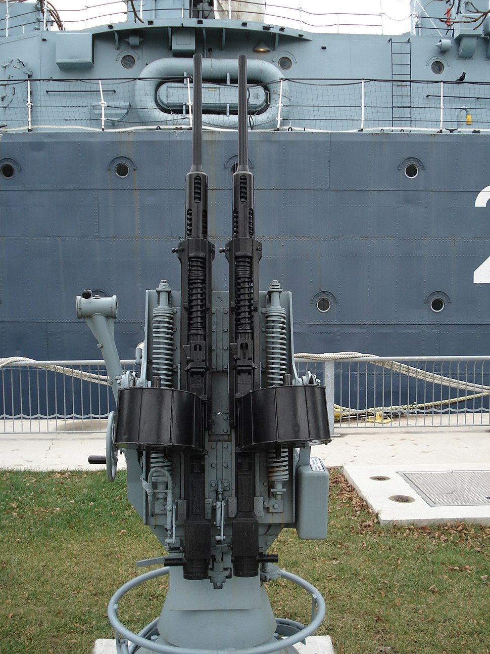 HMCS Haida Hamilton Ontario 14