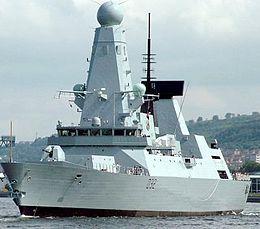 اهم اليات البحرية 260px-HMSDaring