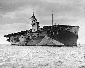 HMS Fencer (D64) - Image: HMS Fencer D64
