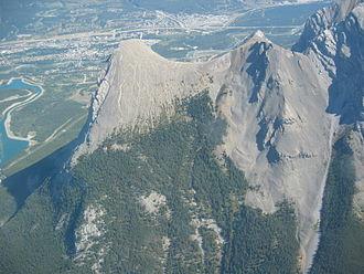 Canmore, Alberta - Ha Ling Peak