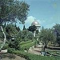 Haifa De Bahaitempel gezien vanuit het bijbehorende park, Bestanddeelnr 255-9336.jpg