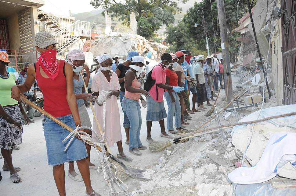 Haiti Cash-for-Work Programme