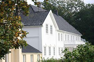 Halden - Rød Herregård