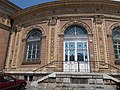 Hall of Art, Budapest. Southern facade, detail- Budapest, City Park.JPG