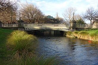 Hamish Hay Bridge - The bridge in 2013