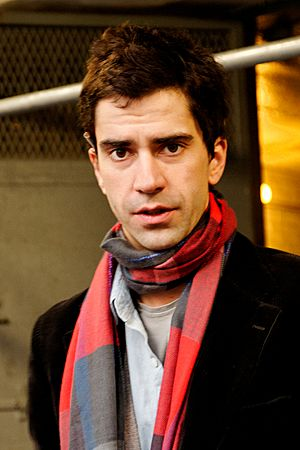 Hamish Linklater - Linklater in November 2011