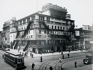Victoria Theatre (Hammerstein's) - Hammerstein's