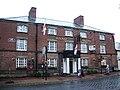 Hand hotel, Chirk - geograph.org.uk - 589984.jpg
