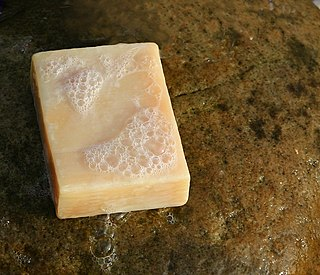 Soap Substance used for cleaning