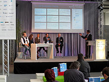 220px Hannover CeBit 2015 Social Business Arena Social Business 001