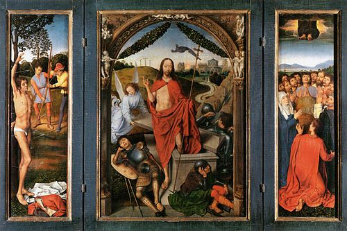 Hans Memling - Triptych of the Resurrection - WGA14986.jpg