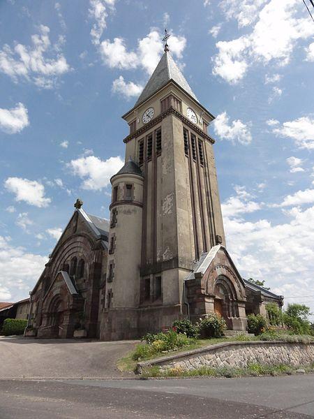 Harbouey (M-et-M) église