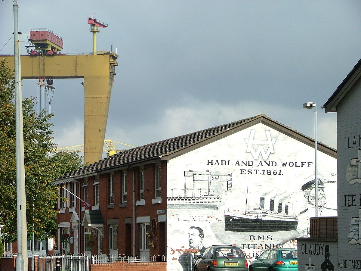 harland and wolff wikipedia. Black Bedroom Furniture Sets. Home Design Ideas