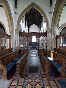 Church visit: St James, Wigmore – historygeek