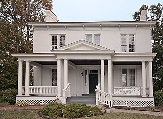 Harriet Beecher Stowe - Harriet Beecher Stowe House in Cincinnati, Ohio