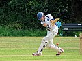 Hatfield Heath CC v. Takeley CC on Hatfield Heath village green, Essex, England 44.jpg