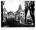 Haus Garath in Düsseldorf vor 1904, umgebaut und erweitert nach einem Entwurf des Regierungsbaumeisters Schleicher.jpg