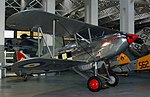 Hawker Fury, Imperial War Museum, Duxford. (30951125741).jpg