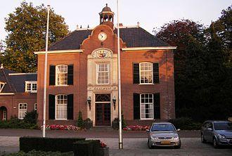 Heerde - Heerde town hall