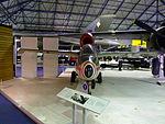 Heinkel He 162 120227 at RAF Museum London Flickr 4607440266.jpg