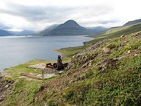 Projet vidéo en Islande