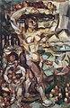 Henri Le Fauconnier, 1910-11, L'Abondance (Abundance), oil on canvas, 191 x 123 cm (75.25 x 48.5 in.), Gemeentemuseum Den Haag.jpg