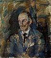 Henrik Lund - Portrait of the Author Knut Hamsun - NG.M.01284 - National Museum of Art, Architecture and Design.jpg