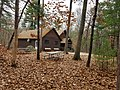 Henry D. White Memorial Lodge at Nobscot Scout Reservation in Sudbury and Framingham Massachusetts MA USA.jpg