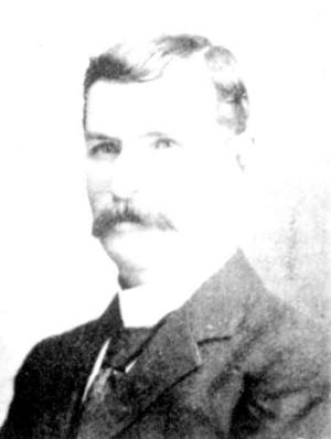 Henry McShane - McShane in 1899