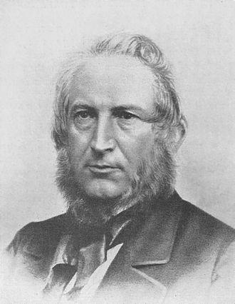 President of the University of Michigan - Image: Henry Philip Tappan
