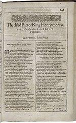 Henry VI, Part 3 - Wikipedia